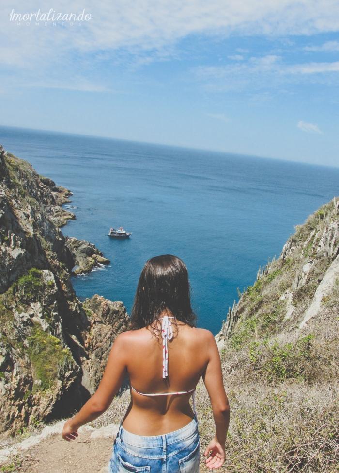 Férias: Praia do Forno, Arraial do Cabo/RJ