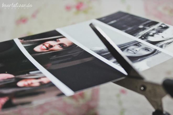 Passo 1 - Recorte a foto