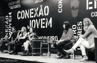 Bienal do Livro | Conexão Jovem | Livro Um Ano Inesquecível